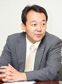 コーポレート本部 情報システム部長 北澤義道氏