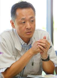 コーポレート本部 情報システム部 システム二課長 伊藤敦宏氏