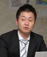 企画本部 情報システム部 前田 達佳 氏