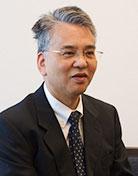アンリツ株式会社 経営情報システム部 兼 経営企画室 部長 宇佐美 学 氏