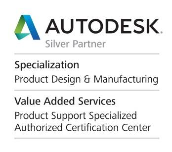 Autodesk Silver Partner Logo
